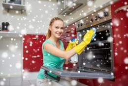 čistá kuchyně