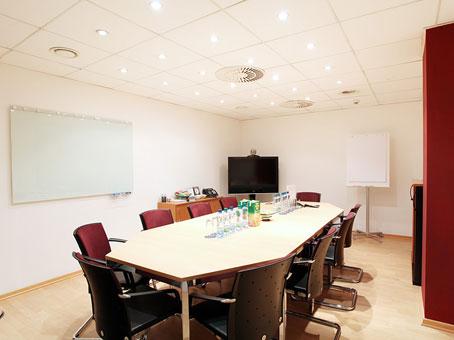 Zasedací místnost se vám může hodit na porady i setkání s klienty