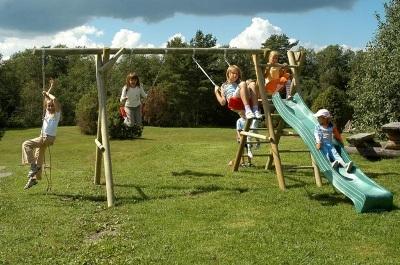 Dětské hřiště s houpačkou Imprest HENRY 1
