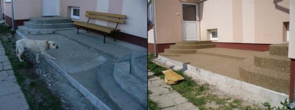 Ukázka před a po