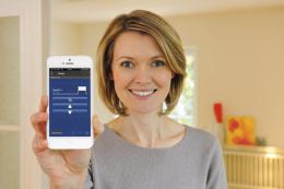 Hörmann - mobilní aplikace BiSecur