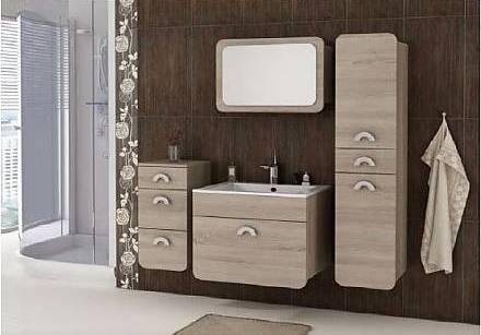 Koupelnový nábytek RENDY - trufel, sleva 47%. Cena: 6 077 Kč