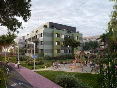 Nové Chabry - moderní rezidenční čtvrť s více než 800 byty