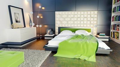 Spánek ve zdravé a čisté ložnici je základ