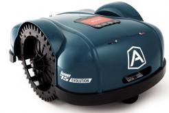 Robotická sekačka Ambrogio L85 Evolution je určena pro plochy do 1200 m2, cena: 39 990 Kč (www.robotworld.cz)