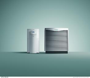 Tepelná čerpadla vzduch/voda geoTHERM VWL bez zásobníku TUV