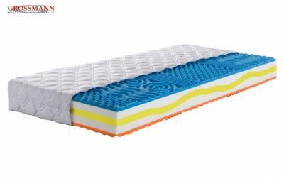 Matrace DONAU PUR ze značkových německých studených pěn EuroFoam® a Carpenter ®.