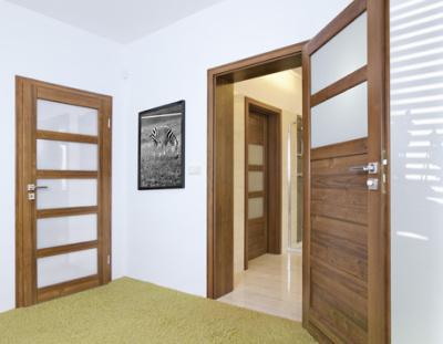 Obložkové zárubně jsou ideálním řešením do každého interiéru.